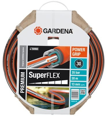 Шланг GARDENA Superflex 18093-20.000, 12*12, 1|2* х 20 м